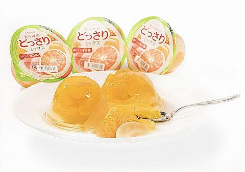 日本原裝頂級進口水果果凍一盒