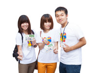 「Building love」潮T 夏日熱賣促銷區原價1197下殺900(7.5折)!(朋友裝3件組)
