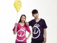 Love & Smile 微笑LOGO T(成人)