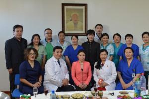 台灣羅慧夫顱顏基金會 蒙古國醫療團隊